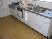 キッチンリフォーム1