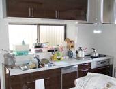 キッチン全面改装1