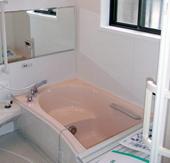 お風呂・脱衣場・温水器1