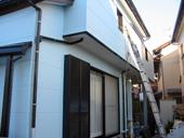外壁塗装+樋交換