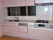 キッチン全面改装5