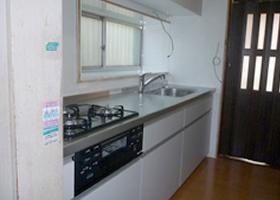 キッチン全面改装6