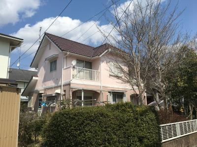 外壁塗装・屋根修繕工事(2017.4完成)